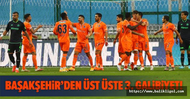 Medipol Başakşehir Rakip Dayanmıyor 2-1