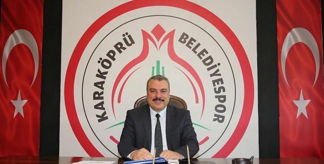 PFDK'dan Karaköprü Belediyespor başkanı Kayral'a rekor ceza