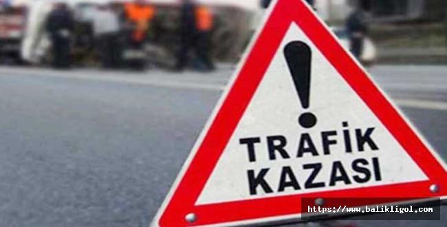 Şanlıurfa-Suruç yolunda kaza: 4 kişi yaralandı