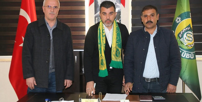 Şanlıurfaspor, Mustafa Alper Avcı'ya teslim