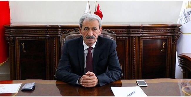 Siverek Belediye Başkanı Şeyhmus Aydın istifa etti