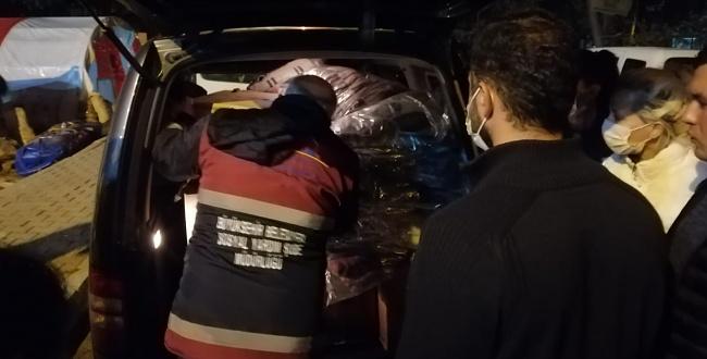 Urfa Belediyesinin Yardımları İzmir'deki Depremzadelere Ulaştı
