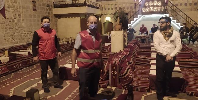Urfa'da Denetimler Sıklaştırıldı! Yüzlerce Ekip sahada