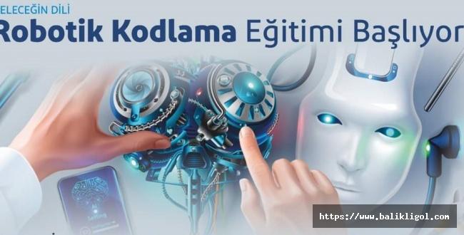 Urfa'da Robotik Kodlama Eğitimleri Başlıyor...