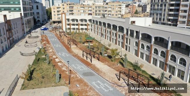 Urfa'daki Yeşil Koridor Projesinde Sona Gelindi