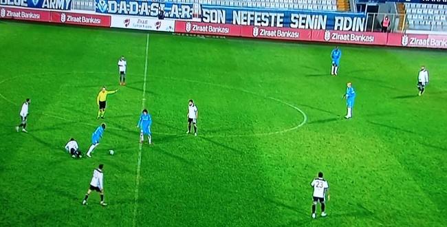 Ziraat Türkiye Kupası maçında Erzurumspor, Karaköprü Belediyespor'u 6-2 yendi