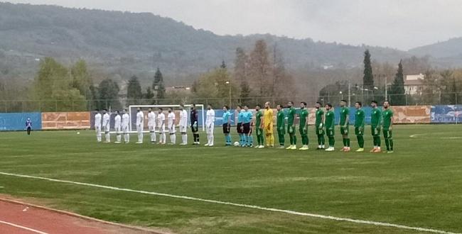 Zonguldak Kömürspor Şanlıurfaspor 2 - 0