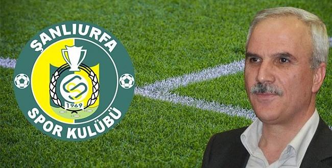 Şanlıurfaspor futbol şube sorumlusu Ahmet Kaytan oldu