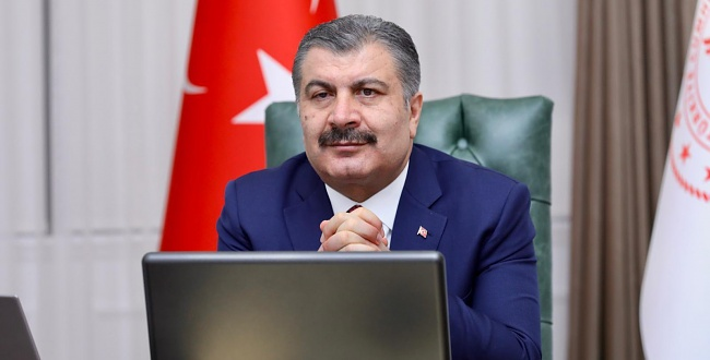 Bakan Koca: Şanlıurfa'da vaka sayıları düştü