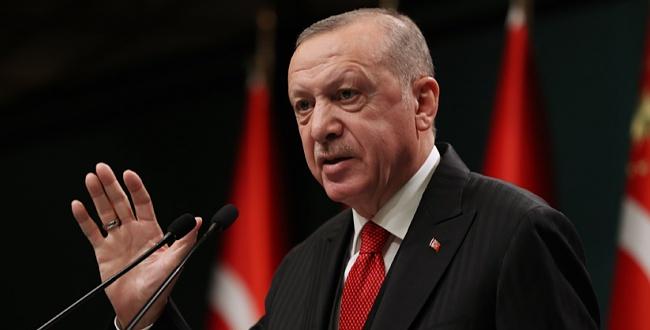 Cumhurbaşkanı Erdoğan: Nargile ve sigarayı bırakın
