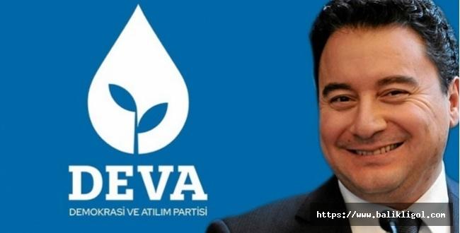 DEVA Partisi MYK Listesine Urfalı 1 İsim Girdi