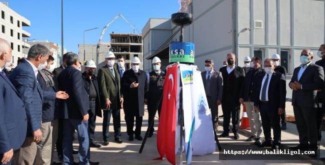 Eyyübiye'de 6 mahalle doğalgaza kavuştu