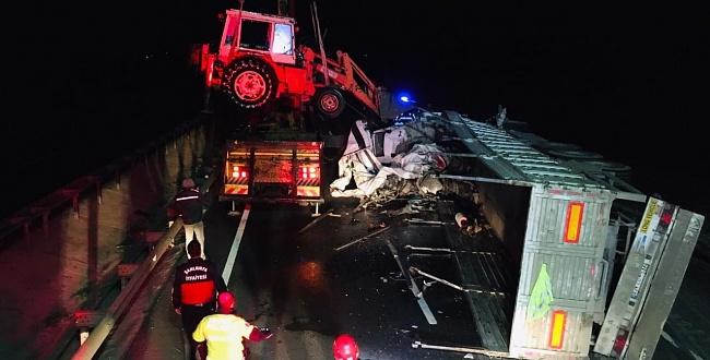 Haliliye'de trafik kazası: 3 kişi yaralandı