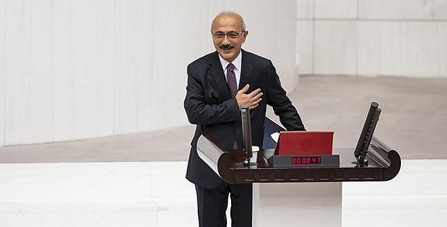 Hazine ve Maliye Bakanı Lütfi Elvan: Şanlıurfa sanayisi doludur