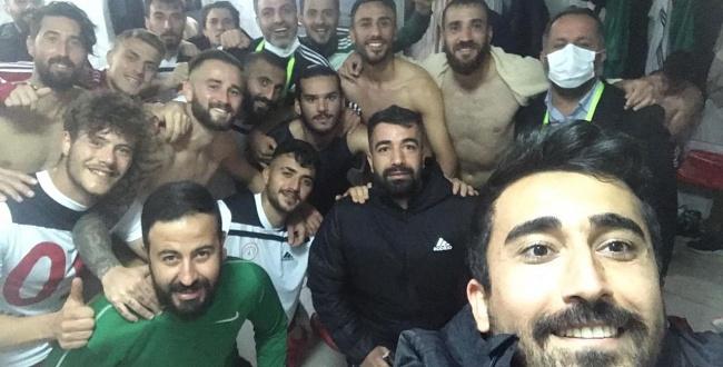 Modafen 0 - 2 Karaköprü Belediyespor