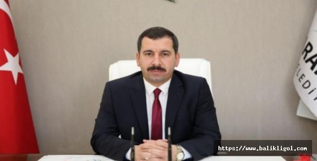 Karaköprü Belediye Başkanı Baydilli Covid-19'dan karantinaya alındı