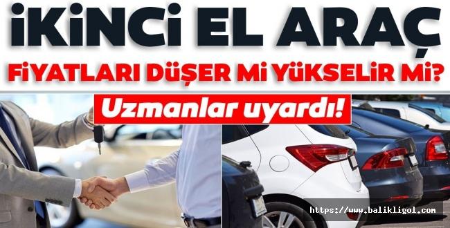 MASFED Genel Başkanı Aydın Erko'tan 2. El Araç Fiyatlarıyla İlgili Açıklama