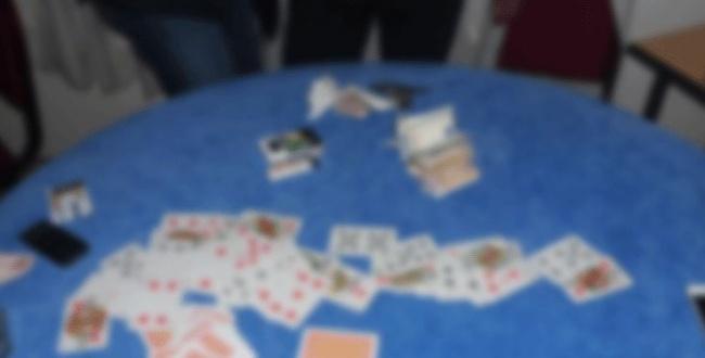 Şanlıurfa'da kumar oynayanlara 68 bin lira ceza