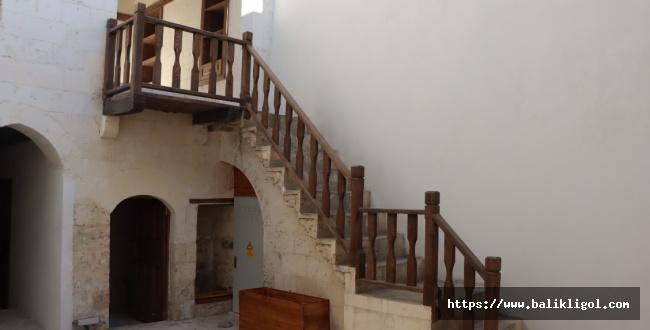 Şanlıurfa Büyükşehir Birecik'teki Tarihi Evi Restore Etti