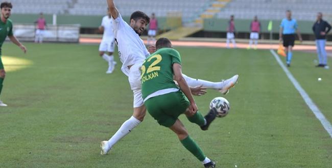 Şanlıurfaspor 0 - 2 Manisa FK