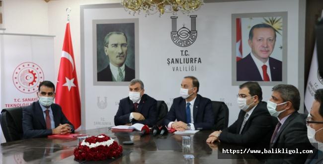 Urfa'da Belediyeler Fabrika Kuruyor! 6 bin kişiye istihdam sağlanacak