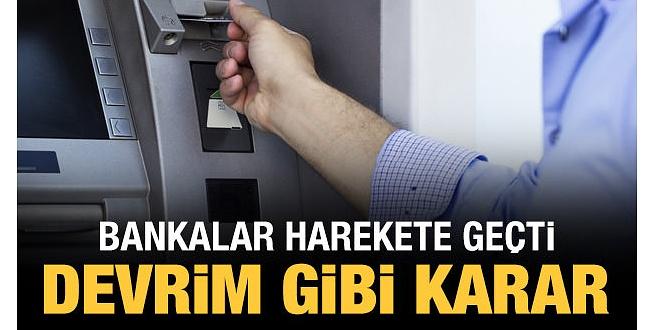ATM'lerde Devrim! ocak ayı içerisinde protokol imzalanacak
