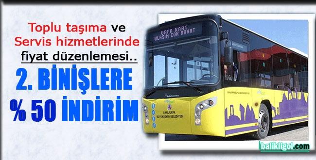 Büyükşehir'den Toplu Taşıma Zammı Açıklaması: Urfa En Ucuz İller arasında