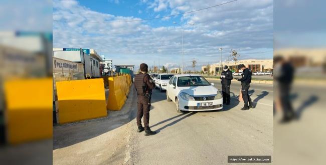 Ekipler Şanlıurfa'da Hafta Sonu Göz açtırmadı