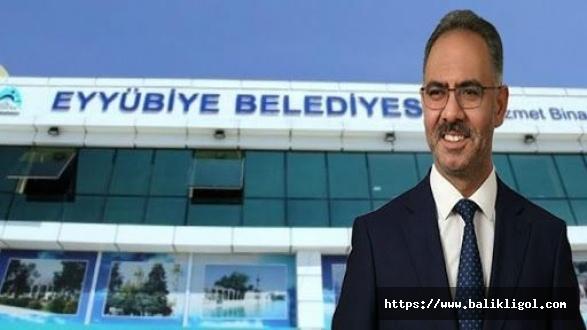 Eyyübiye Belediyesi Gelir Giderlerini Açıkladı