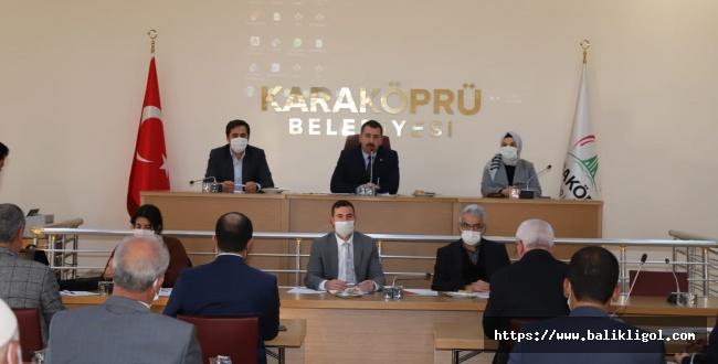 Karaköprü Meclisi Yılın İlk Oturumunda Seçim Yaptı
