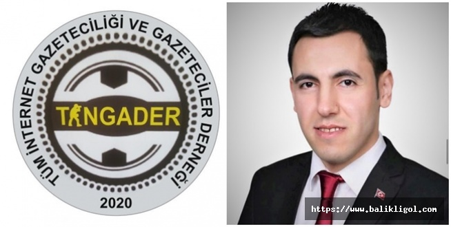 Mustafa Çerçi, TİNGADER Marmara Bölge Temsilciliğine atandı