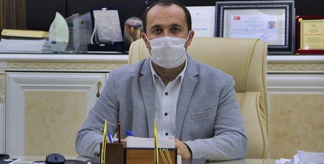 Sağlık Müdürü Emre Erkuş, 2020'nin son saatlerinde müjdeyi verdi