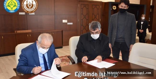 Üniversite ile Necmettin Erbakan İHL arasında işbirliği yapılacak