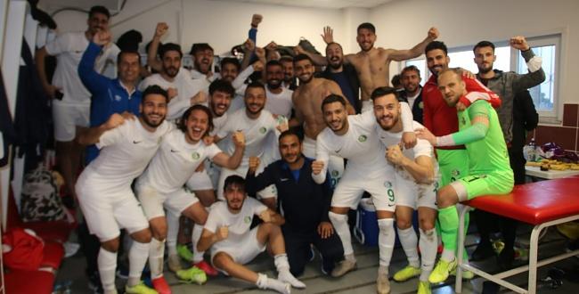 Sancaktepe Belediyespor 0 - 1 Şanlıurfaspor