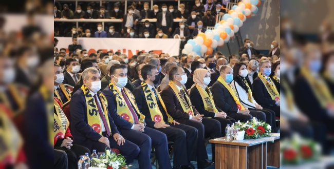 AK Parti Şanlıurfa 7. Olağan İl Kongresi Yapıldı