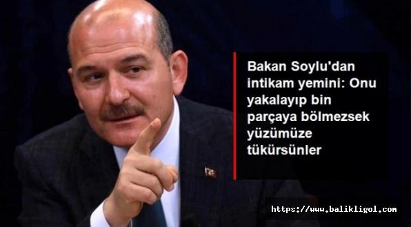 Bakan Soylu Sert Çıktı: Murat Karayılan'ı yakalayıp bin parçaya bölmezsek...