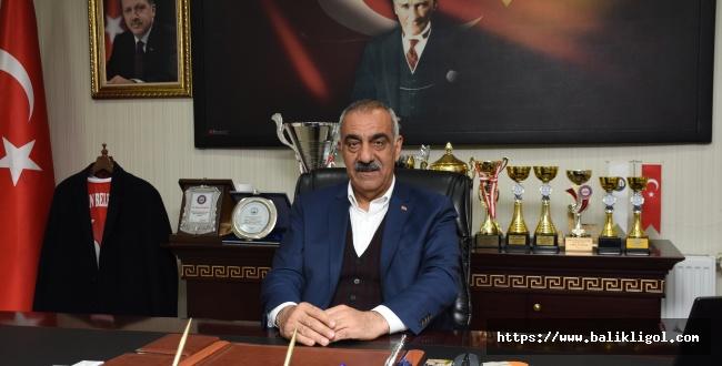 Başkan Bayık 'Tüm İslam Âleminin Regaip Kandili'ni Kutlarım'