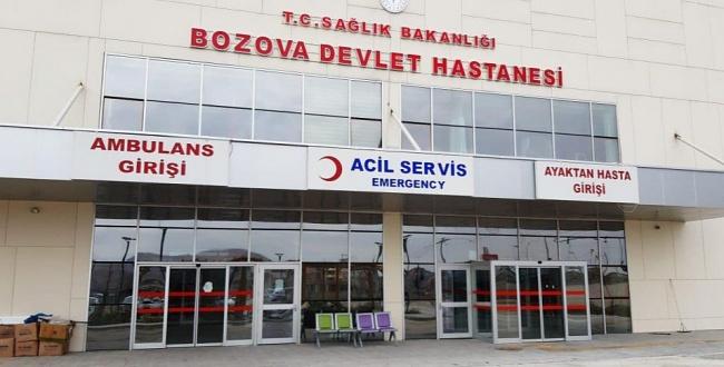Bozova'da genç kız intihar etti