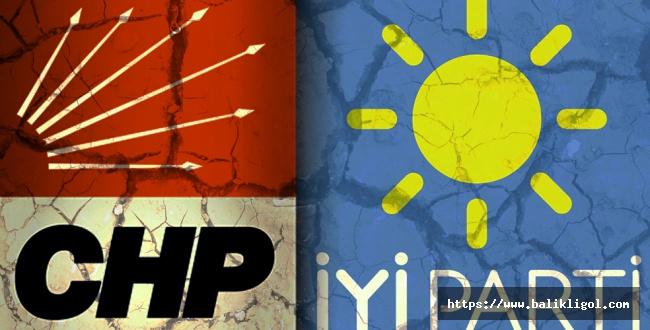 CHP'li Vekilden İYİ Parti'ye çok sert sözler: Saray hizalaması