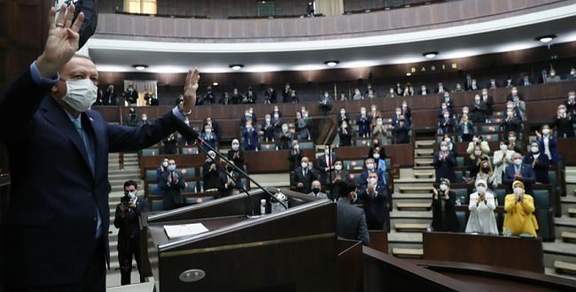 Erdoğan: Gelin 2023'te hep birlikte yepyeni bir Türkiye'nin kapılarını aralayalım