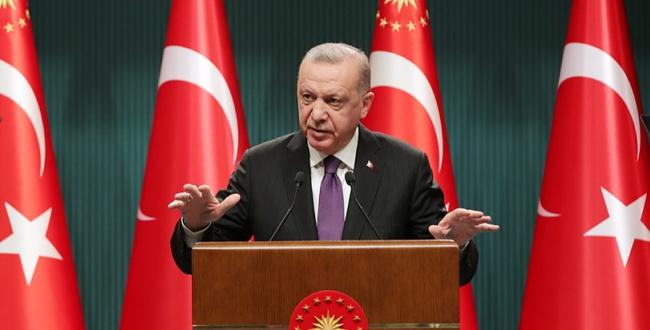 Erdoğan: Türkiye'nin tekrar yeni bir Anayasayı tartışmasının vakti gelmiştir