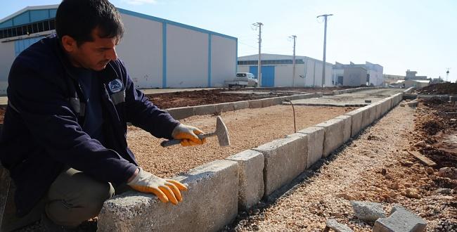 Eyyübiye'de yeni park yapılıyor