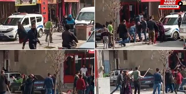 Eyyübiye'de iki grup arasında kavga: 8 kişi yaralandı