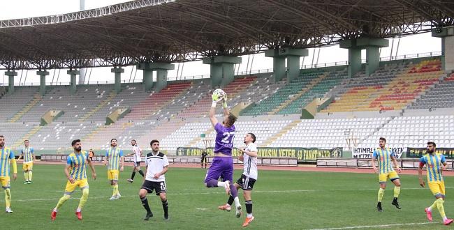 Karaköprü Belediyespor 2 - 2 Siirt İl Özel İdarespor