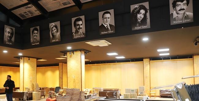 Karaköprü'deki o müzede sona gelindi
