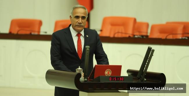 Milletvekili Aydınlık'tan Bakana Soru Önergesi: Esnaf çevre illere gitmekten yoruldu