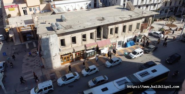Şanlıurfa Büyükşehir, Hacı Kamil Konağı'nı Restore Ediyor