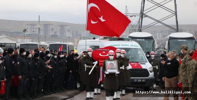Şanlıurfalı Şehit, Gaziantep'te Toprağa Verildi