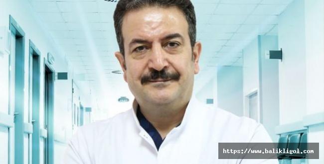 Şanmed Hastanesi Başhekimi Şeref Mardinli'nin acı günü