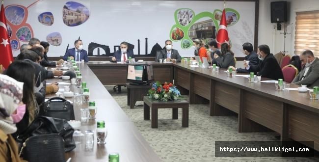 Urfa'da Özel Sektör İstişare Toplantısı Düzenlendi